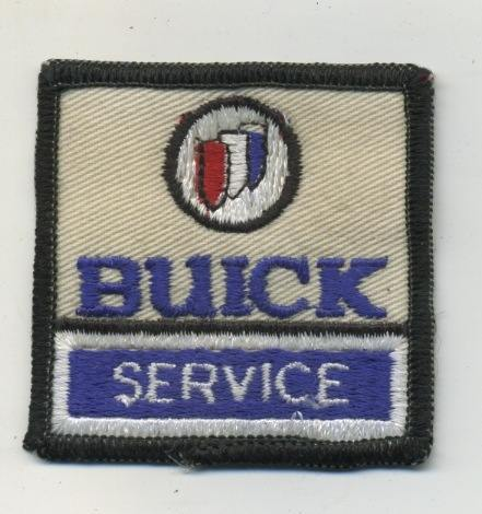 square buick service patch