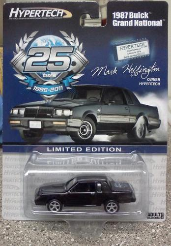 Buick Grand National - Hypertech Limited Edition Diecast 1