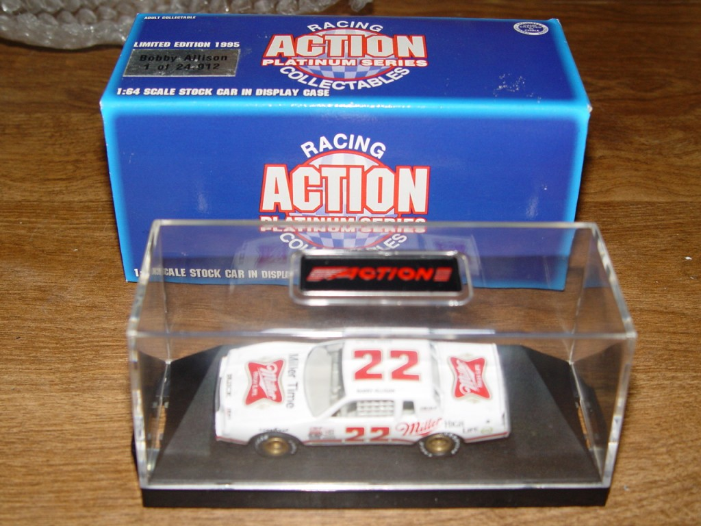 action buick regal stock car