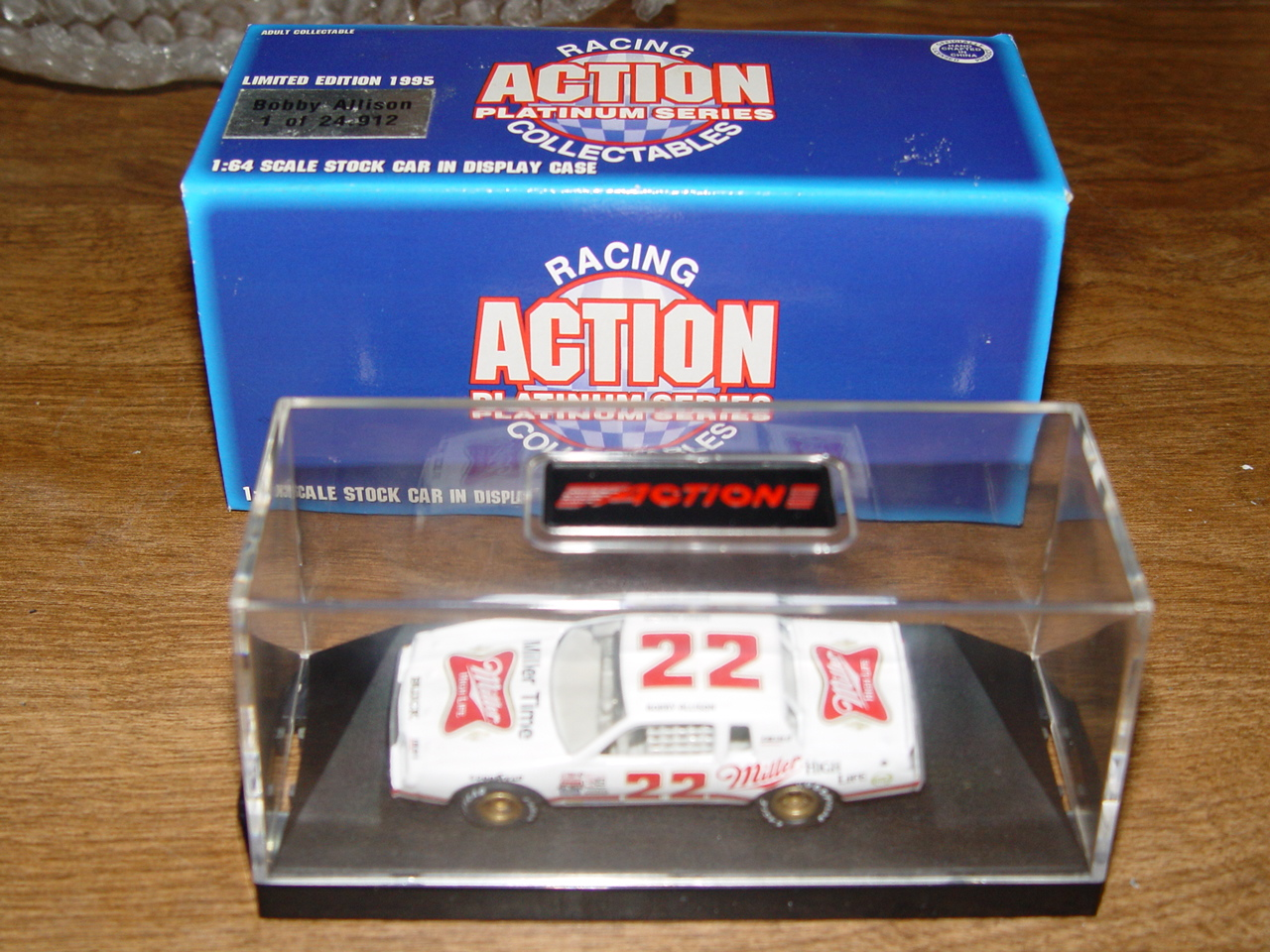 Action pit stop polyfect buick regal diecast cars Action regal