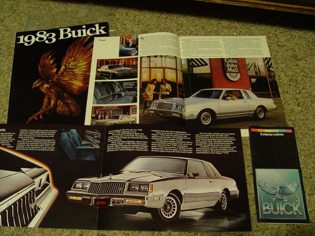 1983 buick buyers guide