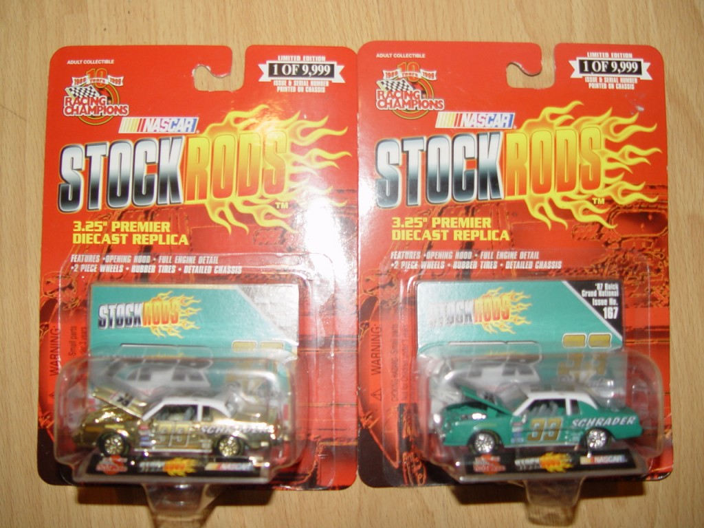 stock rods buick regal