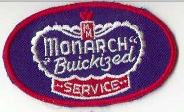 Monarch Buick dealership patch