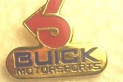 Buick Theme Lapel Hat Jacket Pins