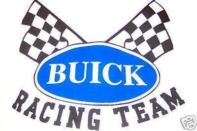 buick racing team