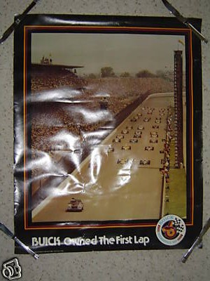 1981 indy poster