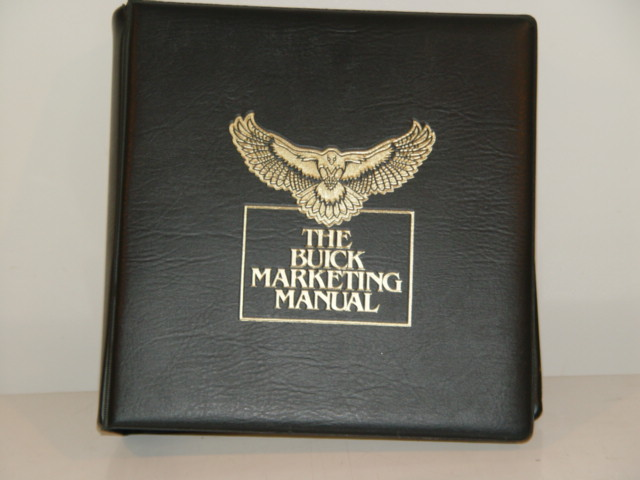1985 buick marketing manual