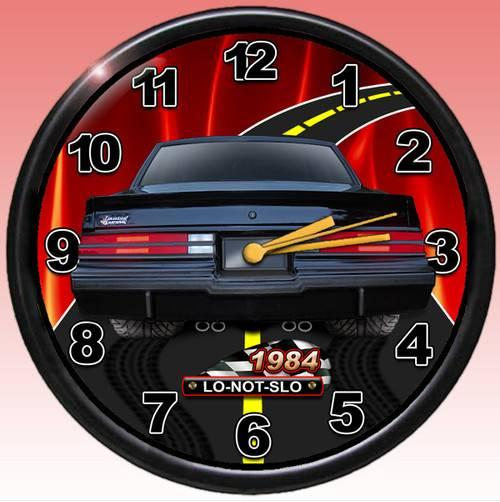Buick Grand National Wall Clock