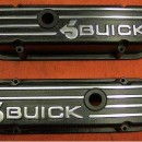 Turbo Buick V6 Engine Valve Covers