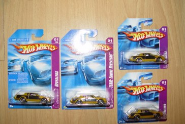 HW Buick GN: Engine Revealers & Hot Wheels Boulevard