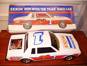 GAY TOYS EXXON PROMO BUICK GRAND NATIONAL