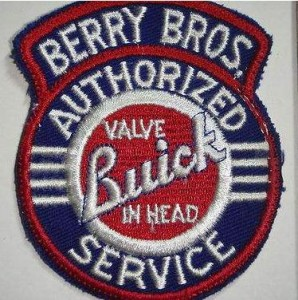berry bros buick patch