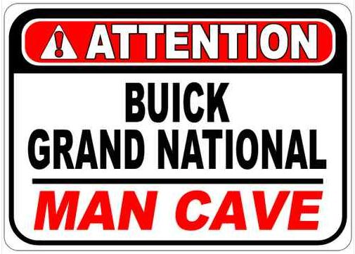 buick man cave