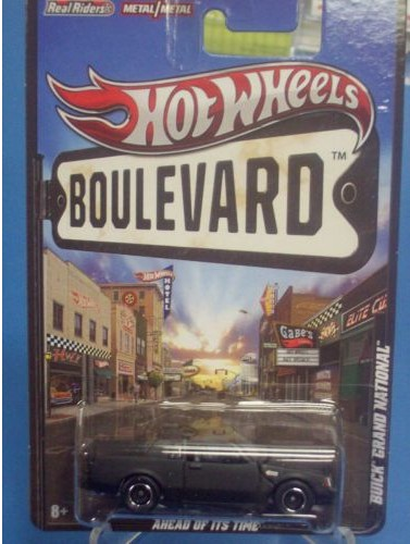 hot wheels blvd GN