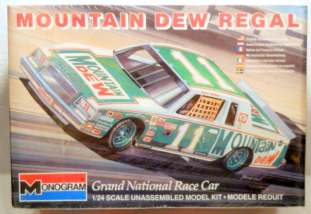 monogram mountain dew regal