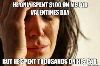 cheap valentines day