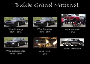 buick is what i drive