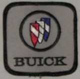 buick logo patch