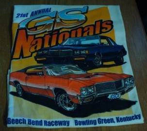 21st annual gs nats tshirt