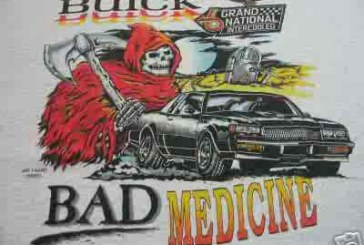1987 Buick Grand National Shirts