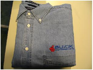 Buick Denim Shirt