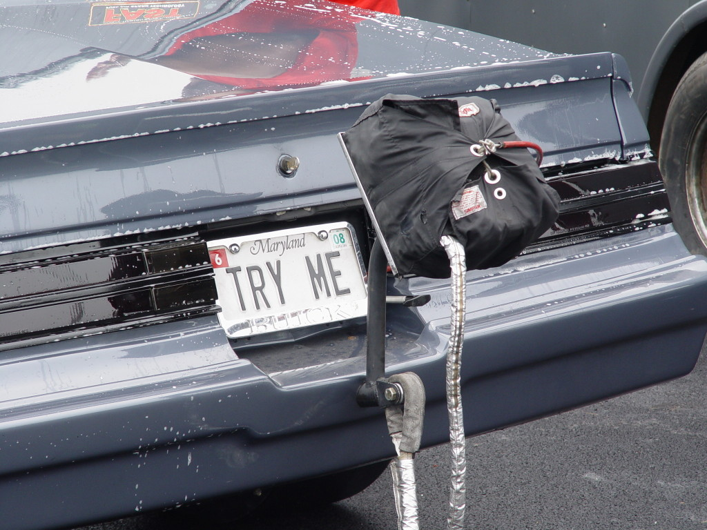 funny buick license plate