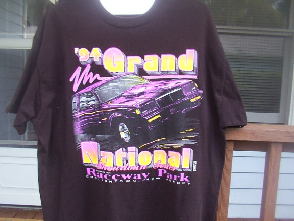 1994 GN Showdown shirt