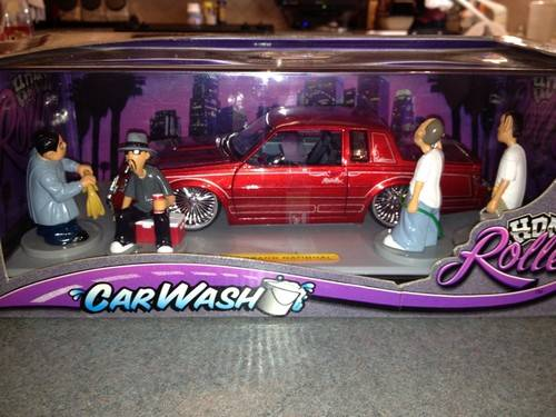 Homie Rollerz 1:24 Scale 1987 Buick Grand National Car Wash Jada