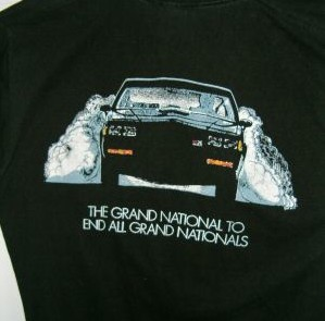 buick the end shirt