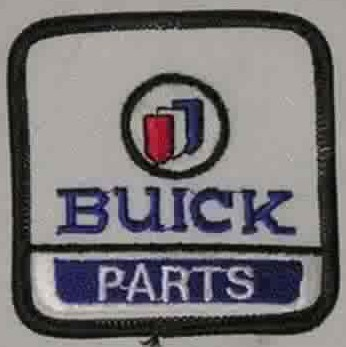 buick parts patch