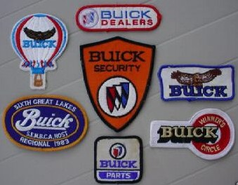 buick patches