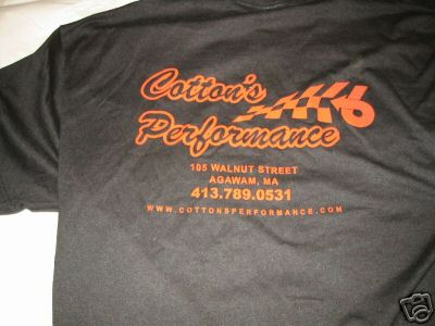 cottons performance shirt