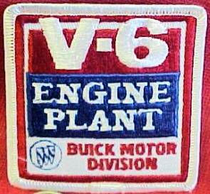 buick engine plant patch