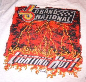 lightning hot shirt