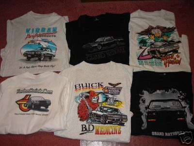 buick shirt collection 1