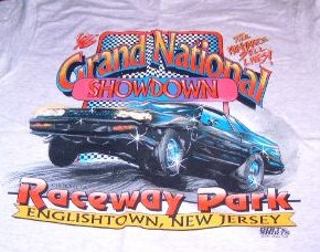 buick showdown shirt