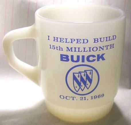 1969 buick coffee mug