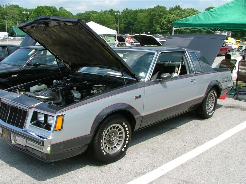 1982 Buick GN at 2004GSNats