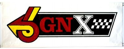 Buick GNX banner