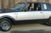 Before Black: 1982 Buick Grand National Regal