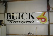 Buick Motorsports Banner
