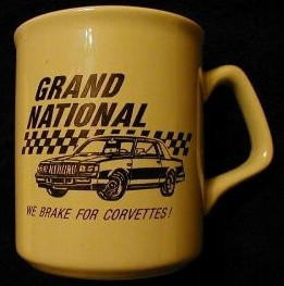 Grand National coffee mug