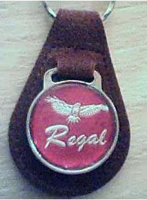 OLD REGAL KEYFOB