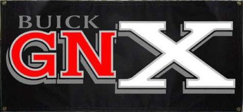 buick gnx wall hanging