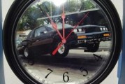 Buick Regal Grand National Clock