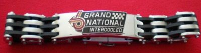 buick grand national bracelet