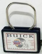 buick official car keychain