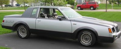 buick regal 1 of 215 made