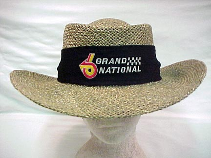 buick straw hat