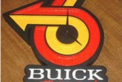 Buick Turbo 6 Clock